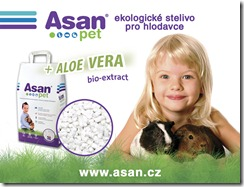 Asan Pet banner morče